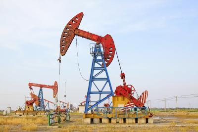 Förderung von Erdgas für die Gasheizung